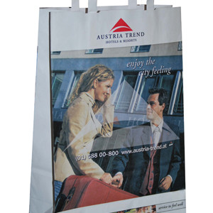 bolsa papel automatica asa plana austria