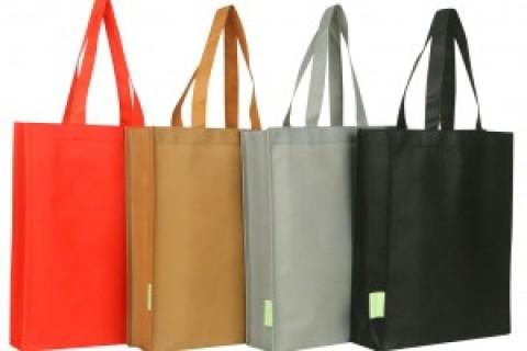 Bolsas de tela y algodón reutilizables. El mundo de las bolsas de tela.