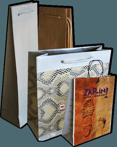 seleccione para el despacho Promoción de ventas precio moderado Bolsas Ecologicas - Ecobolsa: Fabrica de Bolsas de papel y tela.