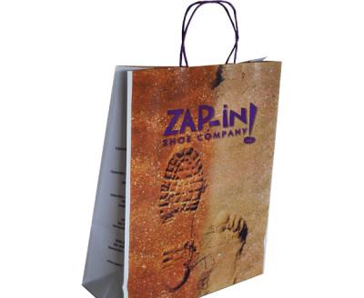 fabricante de bolsas de papel asa rizada 6